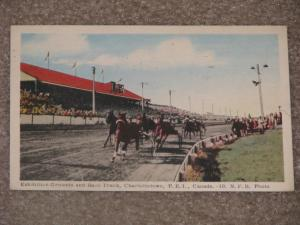 Exhibition Grounds & Race Track, Charlottetown P.E.I., Canada