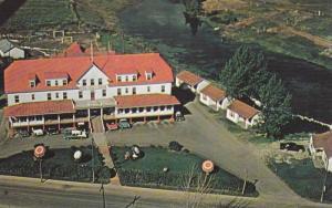 Hotel Des Sables Rouges, Carleton-Sur-Mer, Quebec, Canada, 1940-1960s