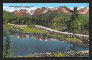 Beaver Dam Trail Ridge Road Colorado Unused c1930s