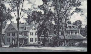 Massachusetts Amherst The Loard Jeffery  Albertype