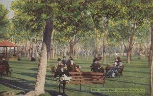 COLORADO SPRINGS , 00-10s ; Acacia Park