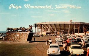 Mexico Tijuana Plaza Monumental Bull Ring