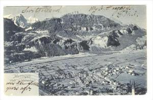 Well- u Wetterhorn, Meiringen (Berne), Switzerland,  PU-1906