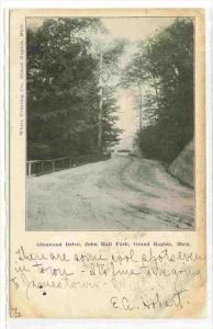 Glenwood Drive, John Ball Park , Grand Rapids  , Michigan, pU-1907