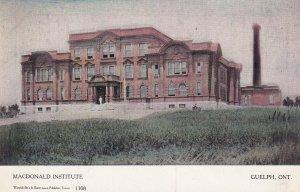 GUELPH , Ontario , Canada , 1900-10s ; O.A.C. , Macdonald Institute #2