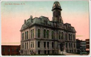 City Hall, Oswego NY