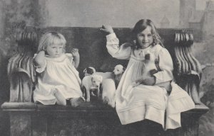 Kids & Puppy Dogs , 1905