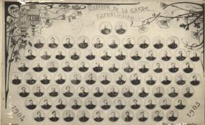 CPA Paris (Dep. 75) - Musique de la Grande Republicaine (76177)