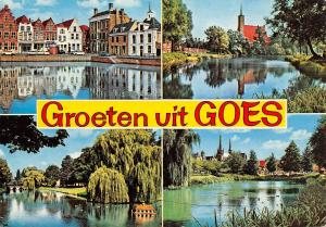 Netherlands Groeten uit Goes, different views