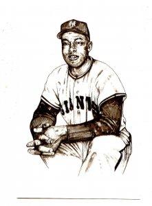 Monte Irvin, New York Giants