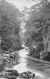 Bettws-y-Coed River Fairy Glen