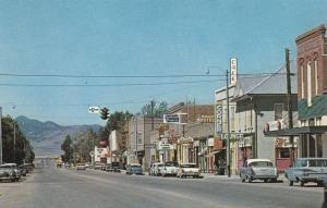 Main Street , WHITEHALL , Montana , 50-60s #2