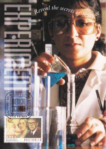 AUSTRALIA, 1990´s; Medical Science: Experiment, Jean Macnamara And Macfarlan...