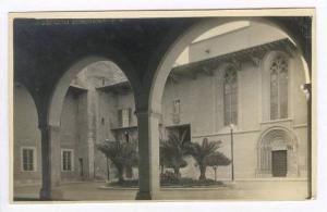 RP, Patio, Palacio Almudaina, Spain, 20-40s