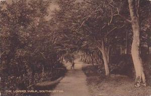 The Lovers Walk, Southampton (Hampshire), England, UK, 1900-1910s