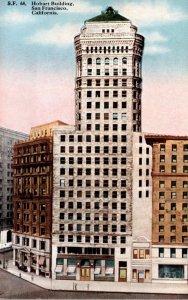 California San Francisco Hobart Building