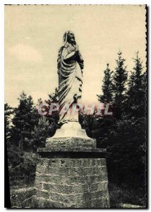 Old Postcard The Rhone Echarmeaux our lady Echarmeaux Carved by dial Echarmeaux