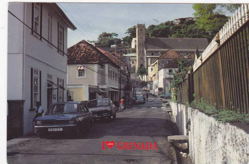 Street View GRENADA, 60-80s St George's