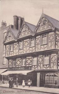 GLOUCESTER, Gloucestershire, England, 1900-1910's; Raike's House