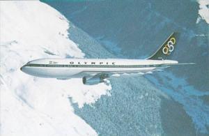 Olympic Airways Airbus 300