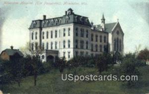 Milwaukee Hospital