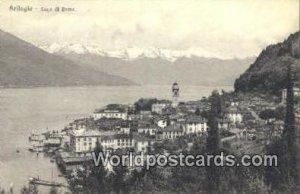 Lago di Como Bellagio, Italy Unused