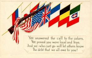 WWI Patriotic