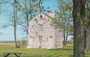 The First Ministry's Work Shop Was Completed in 1812 Pleasant Hill Kentucky