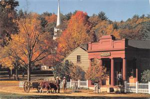Old Sturbridge Village -