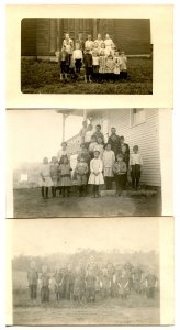 3 RPPC's - School Children