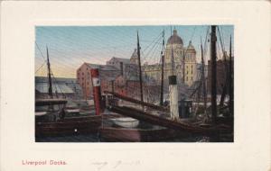 LIVERPOOL, Lancashire, England, United Kingdom; Docks, 10-20s