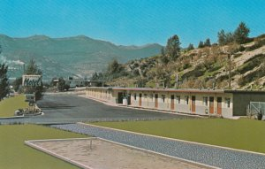 TRAIL , B.C. , Canada ,1950-60s ; Glenwood Motel