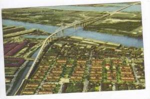 Eugene Talmadge Bridge, Savannah, Georgia, PU-1954