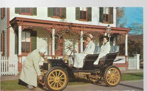 1905 International Post Card Montagu Motor Museum