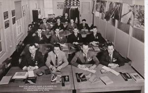 Massachusetts Boston Woven Hose & Rubber Co 15th Sales School 1947 Real Photo