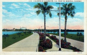 [ American Art ] US Florida Clearwater - Memorial Causeway