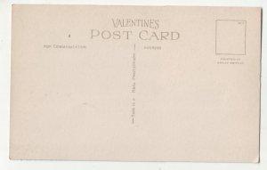 P1218 old valentines unused RPPC spirit 1914 scottish american war memorial
