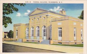 North Carolina Wilksboro Federal Building