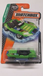 Matchbox Toy Car #99 Swamp Commander
