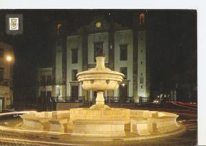 Postal 037332 : Evora (Portugal). Fontaine Henriquina dans la Place du Girald...