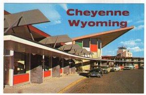 Cheyenne, Wyoming, Cheyenne Municipal Airport