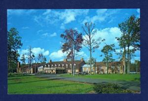 VA Williamsburg Colony Hotel Motel Resort Virginia Postcard PC Carte Postale