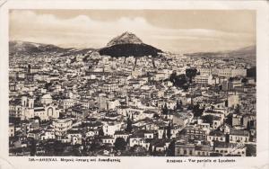 RP: Athens , Greece , 20-30s ; Panorama view