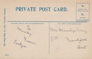 FINCH , Ontario , 1900-10s ; Methodist Parsonage