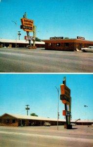 New Mexico Tucumcari Sahara Sands Motel 1960