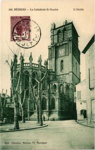 CPA Beziers - La Chatedrale St-Nazaire (255475)