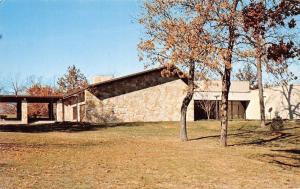 Columbia~University Of Missouri~Alumni Hall~1960s Postcard