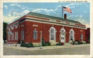 U.S. Post Office - Norwalk, Ohio