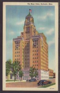 The Mayo Clinic Rochester MN Postcard 4561