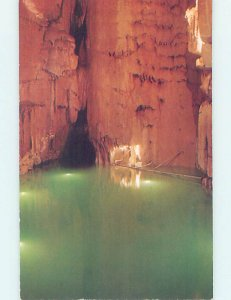 Pre-1980 CRYSTAL CAVE Mammoth Cave National Park - Cave City Kentucky KY AD3667